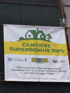 Cartellone 110%